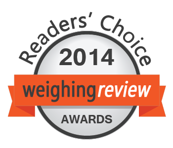 Last chance to nominate your company to the Weighing Review Awards 2014