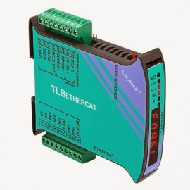 Laumas' New Digital Weight Transmitter with EtherCAT port