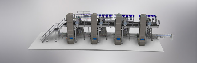 The completely Hygienic Weigher: MULTIPOND attains HDW and USDA Certificates