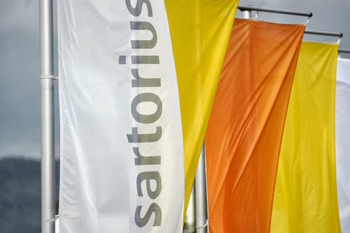 Nine-Month Figures for 2013 - Sartorius with Gains in Order Intake, Sales Revenue and Earnings