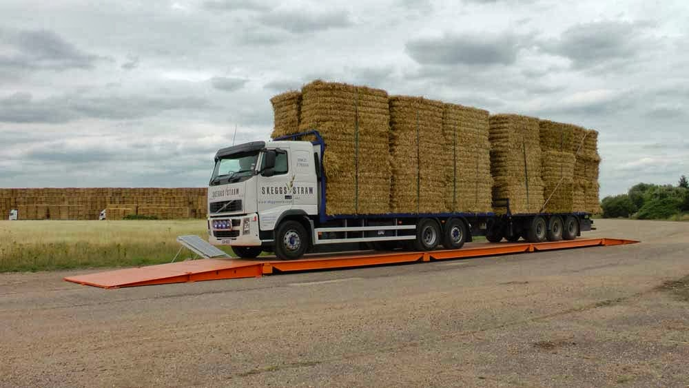 New Weighbridge from Griffith Elder takes portability to the next level