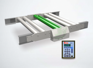 Thayer Scale's New Flat Idler Conveyor Belt Scale
