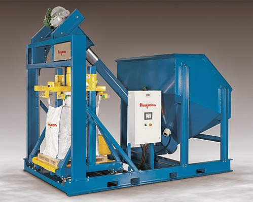 New Bulk Bag Filling System from Flexicon for Ultra-Heavy-Duty Applications