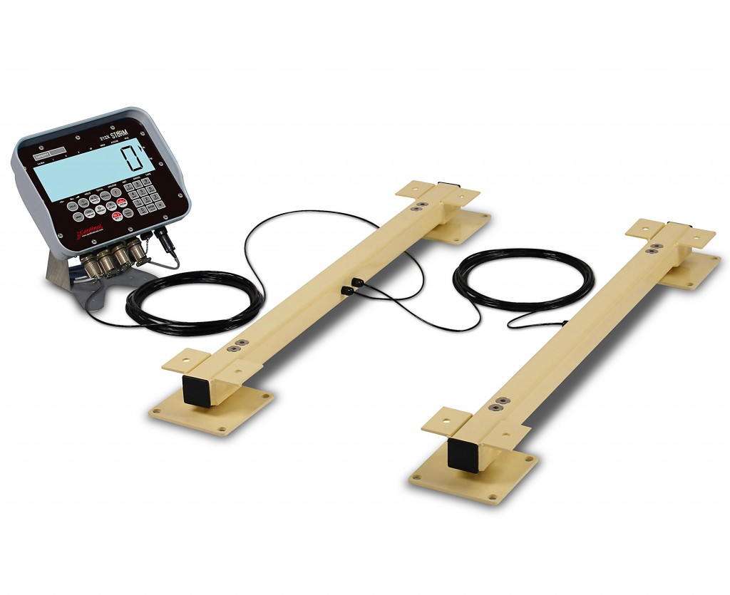 Cardinal Scale's New LB Series Load Bars for Farm Weighing