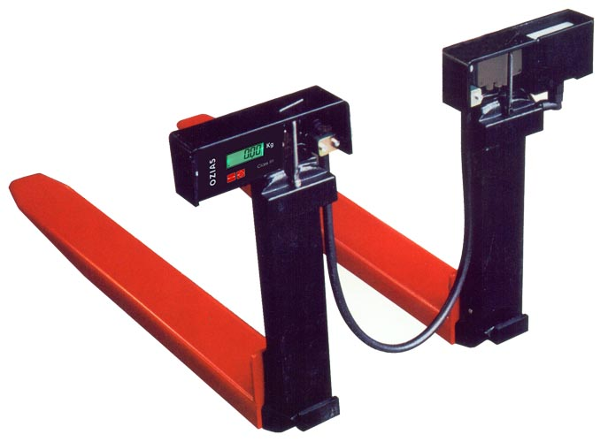 Hydraulic Lift Scale : Forklift scale weighingreview
