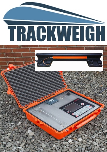 High Speed Train Weighing by TrackWeigh