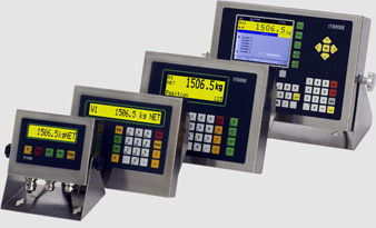SysTec NMI approved range of weighing indicators has increased
