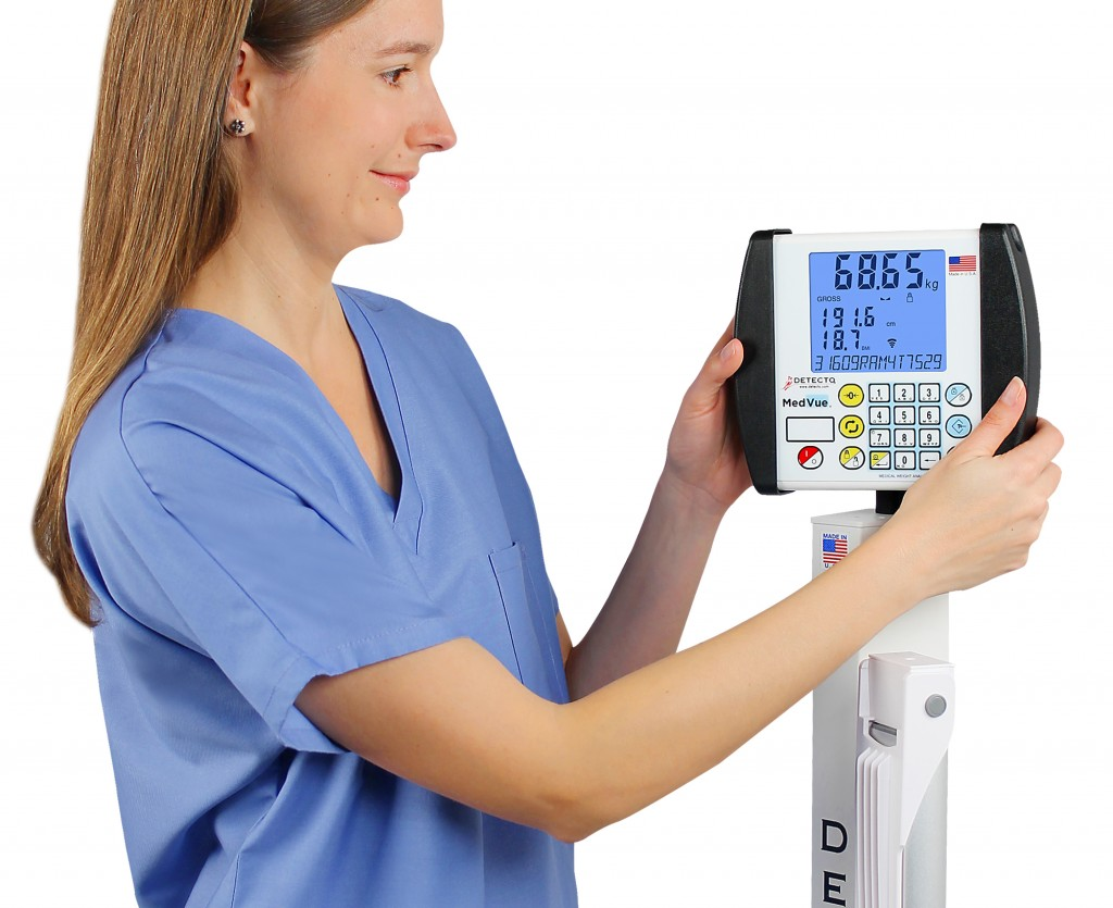 MedVue Medical Weight Analyzer Setup and Replacement Conversion Videos