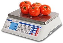New D Series Price Computing Scales with 99 PLUs from Detecto Scale