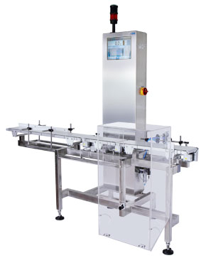 RADWAG's Automatic Checkweighers on Video