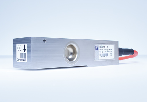 High-precision load cells with degree of protection IP69K