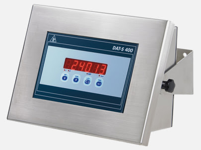 DAT-S 400 Digital Weighing Indicator from Pavone Sistemi