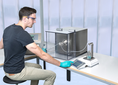 Bosch introduces new laboratory device FHM 1000