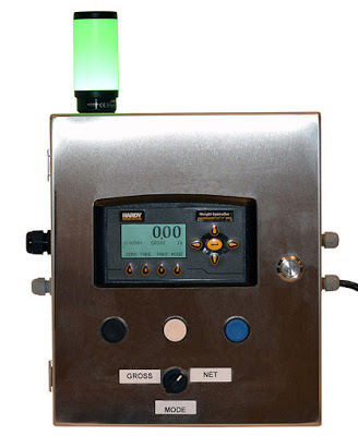 Hardy Integrated Panel Solutions Simplify Complex Weighing Applications