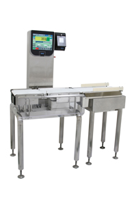 Yamato Scale launched a new Checkweigher system