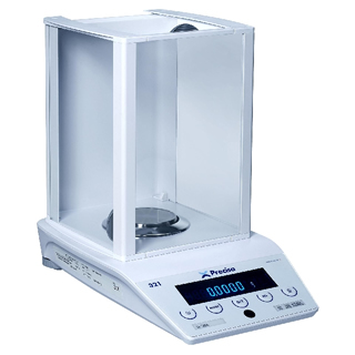 Precisa announced the new 321 LS Series Precision Balances