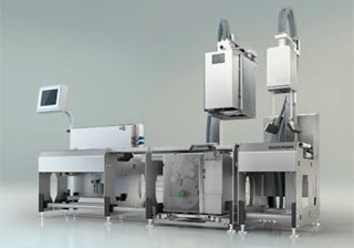 New high performance price labelling machine from Bizerba