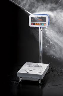 A&D Weighing launches new IP69K scale