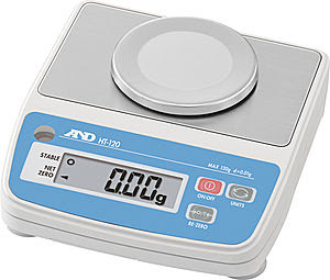 A&D's New Compact Precision Scale for Schools