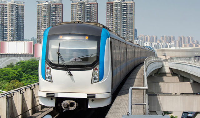 HBM Load Cells Provide Accurate Weight Date of the Soil during Subway Construction in China