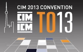 CIM Exhibition Toronto 2013