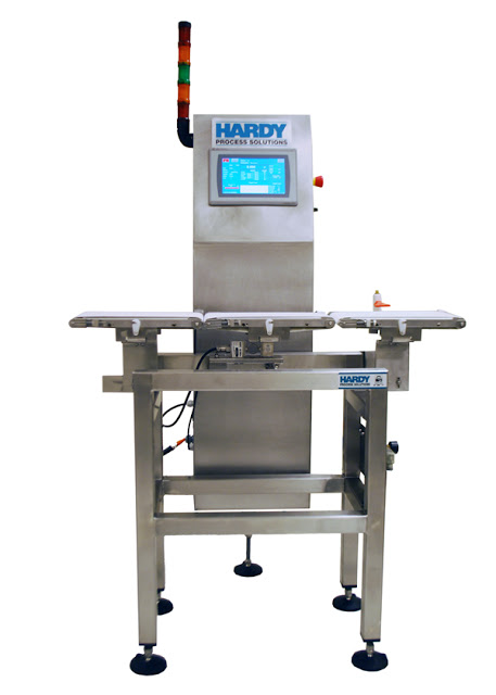Dynamic Check Weighing Machine on The Connected Enterprise™ Helps Prevent Overfilling Expense