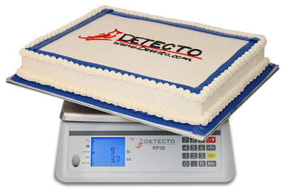 New DETECTO RP30 Series Ingredient Scales Offer Quick Return on Investment