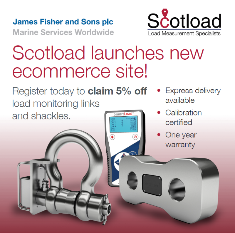 Scotload streamline product supply with new online store