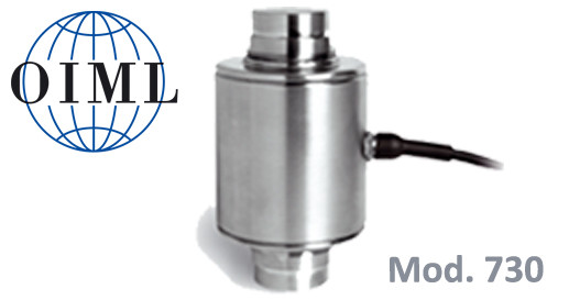 New Metrological OIML Certificate for Utilcell MOD. 730 Load Cells