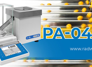 Easy and quick statistical control of samples using new Automatic Feeder by RADWAG