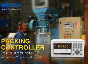 New Bagging Controller Machine from General Measure