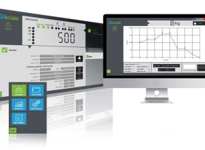 New Weighing Software GiScale by Giropès