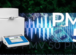 New PMV 50 Microwave Moisture Analyzer by RADWAG