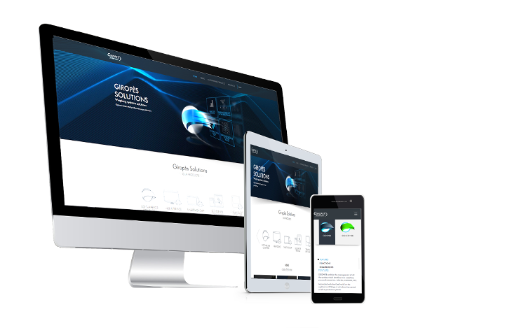 The Launch of the New Giropès Solutions Website