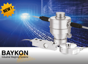 New Technological Digital Load Cells from BAYKON