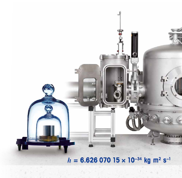 Redefinition of the SI unit kilogram: Everything is Different, but Nothing Changes - METTLER TOLEDO's new White Paper explains why