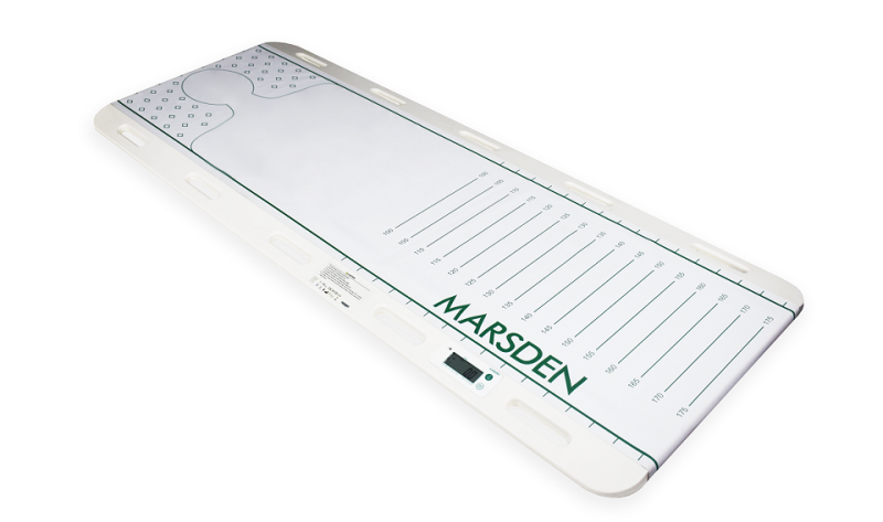 Marsden Weighing Group launched the New Patient Transfer Scale