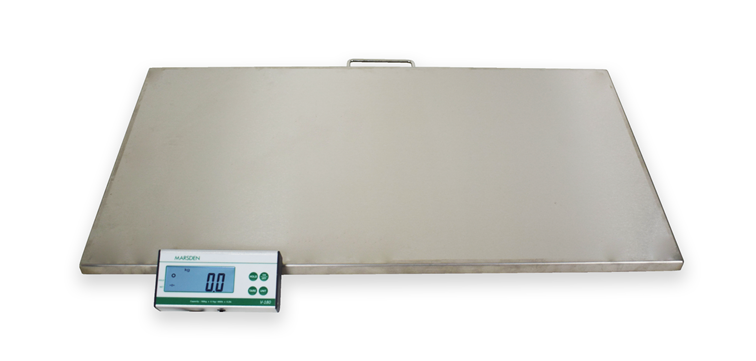 Marsden keeps it simple for low price, high capacity Veterinary Scale