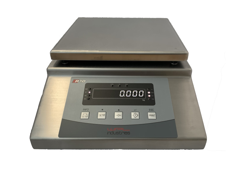 New R10 scientific Marine Scales from WPL Industries BV