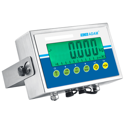 Adam Equipment introduces IP67-Rated AE 403 Weight Indicator for Industrial Applications