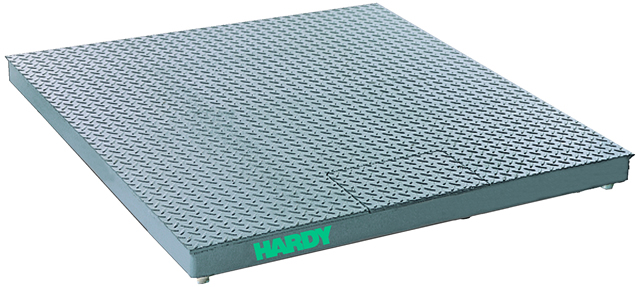 Hardy Floor Scales now designed for Industrial Weighing in Hazardous Areas