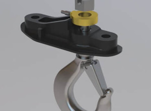 Ron StageMaster 8000 Hoist Load Cell Turns any Hoist into a Smart Hoist