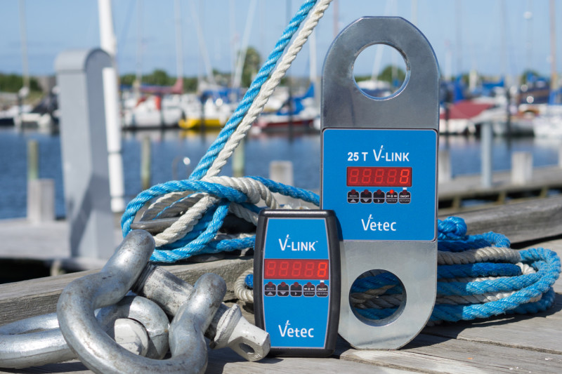 Vetec's New V-LINK Dynamometer with IP67