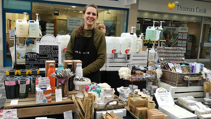 How Inscale Helped Zero-Waste Company Bare + Fair Legally Sell Products by Weight