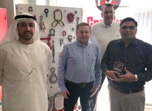 Dutest to Distribute Straightpoint Products in UAE