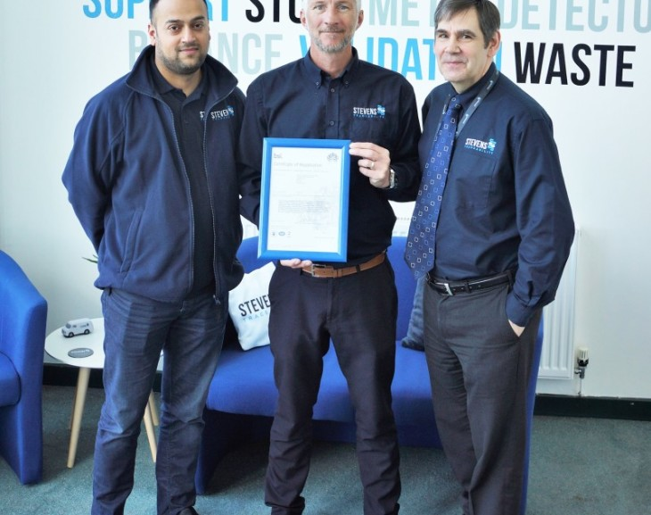 Traceability Software Specialist Awarded ISO/IEC 27001:2013 Certification