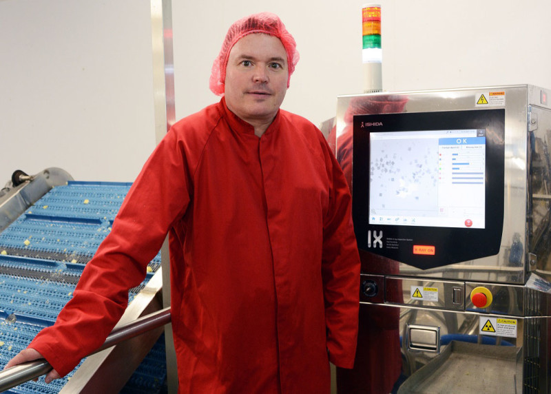 Ishida X-Ray Ensures Highest Quality and Safety Standards for Diced Potatoes