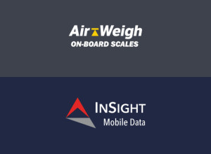 Air-Weigh On-Board Scales and InSight Mobile Data announce seamless integration option