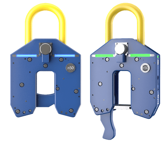 Elebia's New NEO50 Lifting Hook