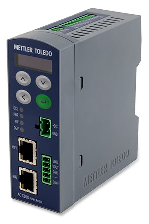 New Weight Transmitter Videos from Mettler Toledo Illustrate Speedy Integration into PLC